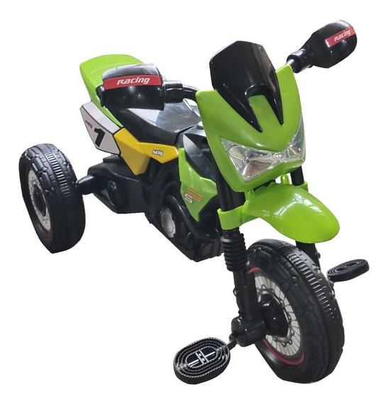 Triciclo Infantil Cross Luz Sonidos Enduro Zaki Babymovil