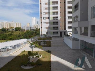 Apartamento Com 3 Dormitórios À Venda, 80 M² Por R$ 435.000 - Residencial Raizes Campolim - Sorocaba/sp - Ap0970