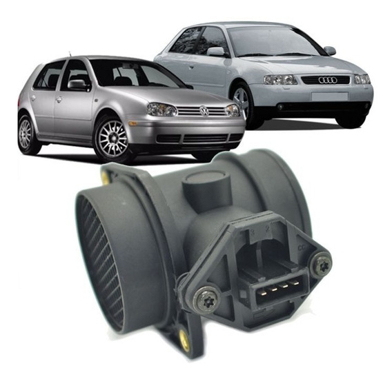 Fluxo Ar Golf Gti 1.8 Turbo Audi 1.8 Turbo 150cv 0280217117
