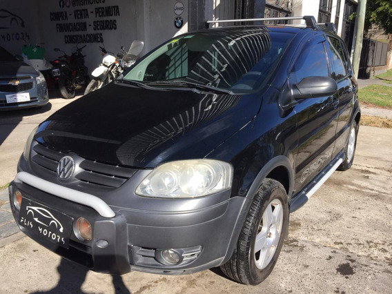 Volkswagen Cross Fox Mod07 1.6 Anticipo$235.000+ Cuotasfijas