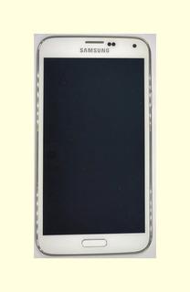 Samsung Galaxy S5 G900m Branco Com Defeito Sem Garantia