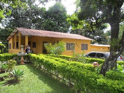 Sítio Com 4 Quartos Para Comprar No Granjas Primavera (justinópolis) Em Ribeirão Das Neves/mg - 27025
