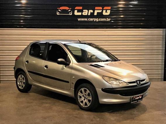 Peugeot 206 Hatch Selection 1.0 16v Raro Estado Para O