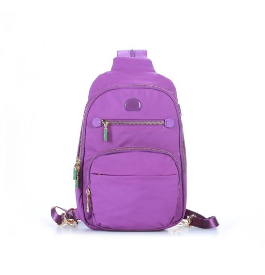 Mochila Mini Delsey Adorable (violeta)