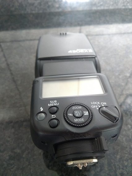 Flash Canon Speedlite 430 Ex Lll Rt Original (usado)