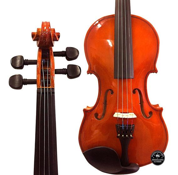 Violino Acústico 4/4 Vivace Mozart Mo44 Oferta!