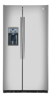 Refrigerador Ge Profile Psms6fgffss 26p Duplex C/desp