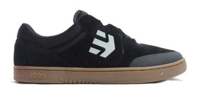 Zapatos Etnies Marana Black Gum Grey