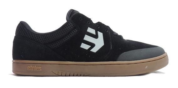 Zapatos Etnies Marana Black Gum Grey