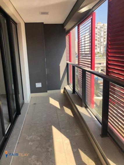 Apto Prox Ao Metro 38m De Area Util 1 Dorm 1 Vaga - Ap3627