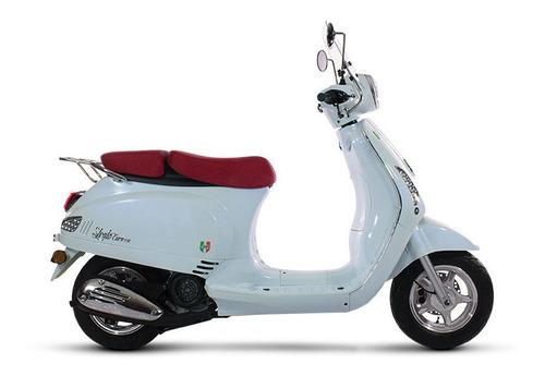 Motomel Strato Euro 125 - Moped