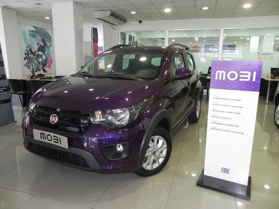 Fiat Mobi 0km 2020 - Nafta O Gnc - Tomo Usado *