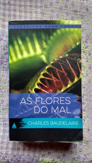 Livro As Flores Do Mal (baudelaire)