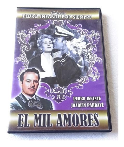 Pedro Infante El Mil Amores Pelicula Dvd Zima Mexico