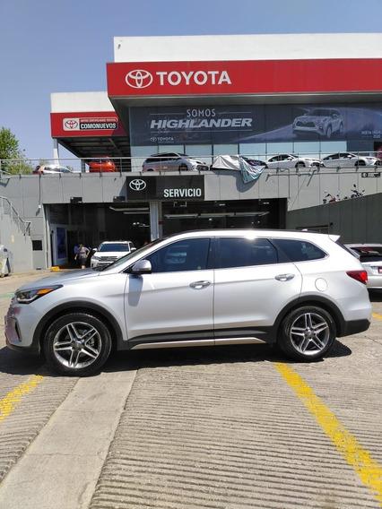 Hyundai Santa Fe 2018 Excelente