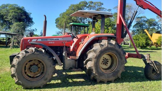 Trator Massey Ferguson 283 2009 - Rio Grande Do Sul - Bagé