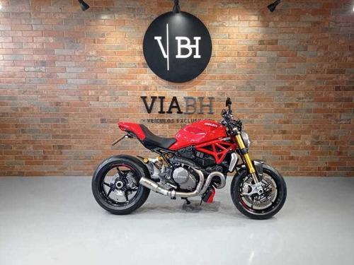 Imagem 1 de 8 de Ducati Monster 1200 S