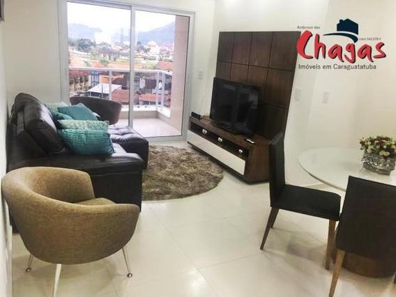 Apartamento Novo E Decorado, Prainha Caraguatatuba. - 933