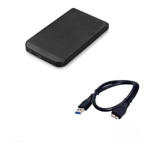 Hd Externo Portátil - 500gb - Garantia Usb 3.0 Ps4/xbox, Pc