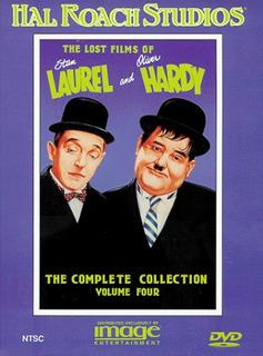Las Películas Perdidas De Laurel & Hardy: The Complete