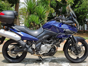 Suzuki Vstrom Dl650 - Con Muy Poco Kilometraje