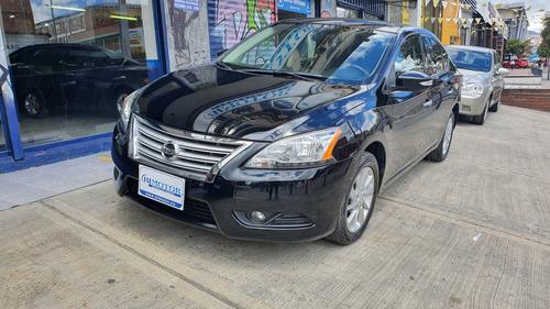 Nissan Sentra Advance 1.8 Mec Negro 2016