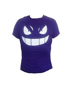 Playera Haunter Fantasma Camiseta Algodón