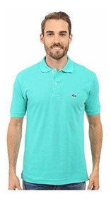 Polo Lacoste L1212 Classic Fit Color Papeete Original