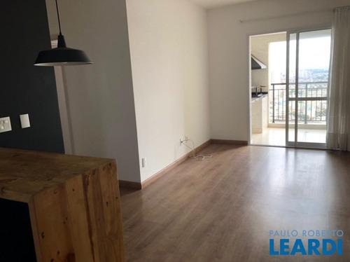 Imagem 1 de 15 de Apartamento - Independência - Sp - 640936