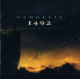 Cd Ost Vangelis - 1492 Conquest Of Paradise Nuevo Obivinilos