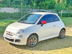 Fiat 500 1.4 16v Sport Air Aut. 2012