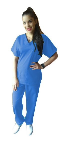 Pijama Hospitalar Cirurgico Veterinário Microfibra