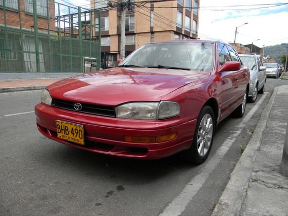 Toyota Camry At Full Equipo