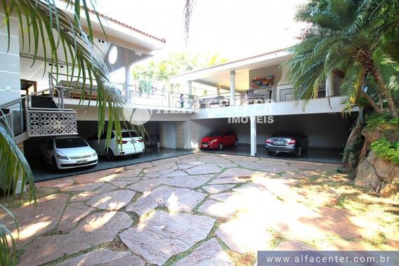 Casa Com 7 Dormitórios À Venda, 1210 M² Por R$ 10.000.000 - Residencial Aldeia Do Vale - Goiânia/go - Ca0516