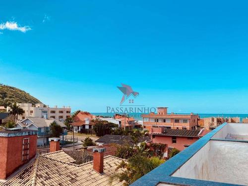 Cobertura Com 3 Dormitórios À Venda, 222 M² Por R$ 580.000,00 - Praia Da Cal - Torres/rs - Co0152