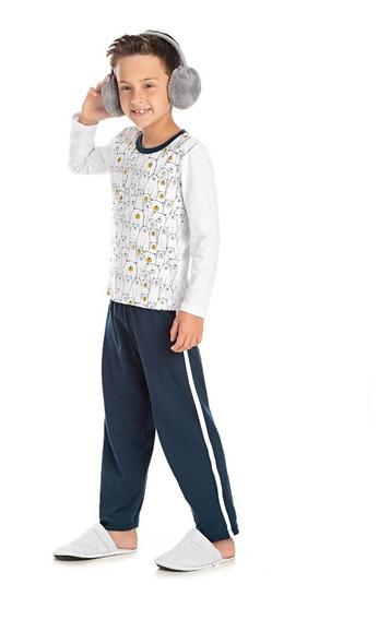Pijama Bela Notte Infantil Menino 1001379