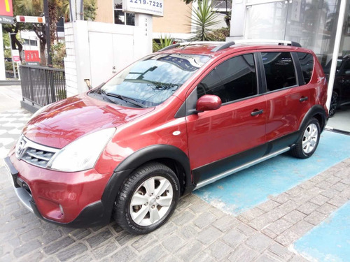 Nissan Livina 1.8 Sl X-gear Aut