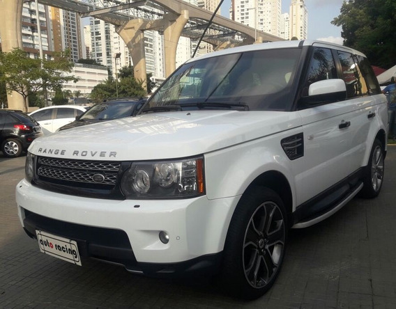 Land Rover Range Rover Sport 5.0 V8 Hse Supercharged 2011