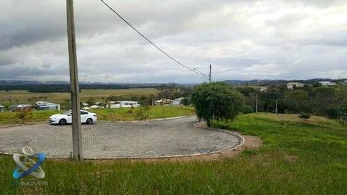 Terreno 1035m² Condomínio Colinas Do Parahyba - Te0335