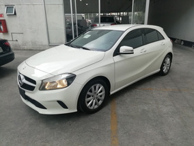 Mercedes-benz Clase A 1.6 200 Cgi Urban At $289,000.00
