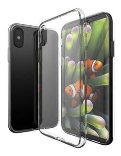 Capa Acrílica iPhone XS Xr Xs Max Transparente Crystal Clear
