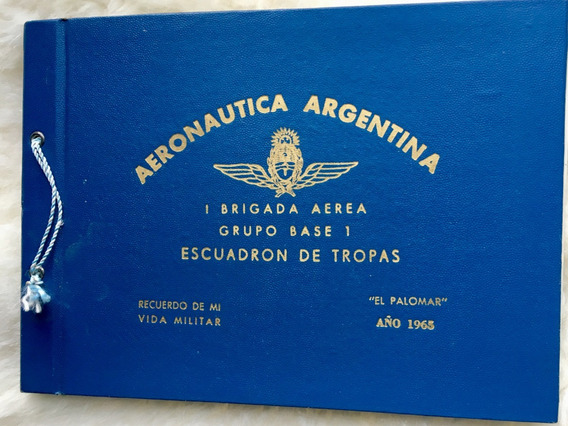 Recuerdo De Mi Vida Militar 1ra Brigada Aérea 1965,147 Fotos