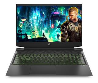 Notebook Hp Intel Core I5 8gb Ssd 512g Gtx 1660 Ti Max-q 6gb