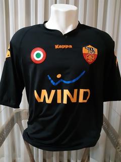 Camisa Roma, Ano 2008, Original De Época, Kappa