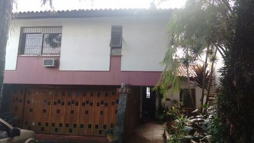 Casa Em Cristal Com 3 Dormitórios - Lu268143