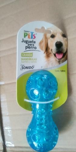 Imagen 1 de 1 de Fancy Pets Juguete Pesa Flexible Con Sonido Gde Perro Cachorro Entrenamiento Ejercicio Diversion