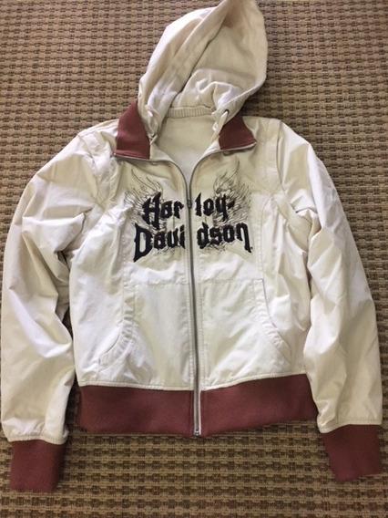 Jaqueta Em Tecido Dupla Harley Davidson