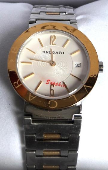 Relógio Feminino Original Bulgari Bateria