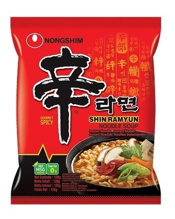 Ramen Snacks Galletas Asiáticas Golosinas Kimchi