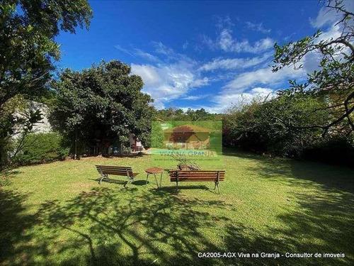 Imagem 1 de 30 de Casa À Venda, 285 M² Por R$ 1.280.000,00 - Granja Viana - Carapicuíba/sp - Ca2005